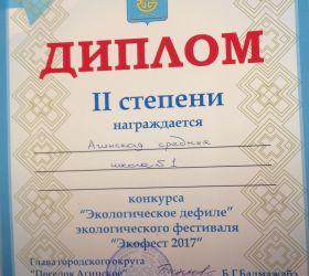 «Экофест- 2017»
