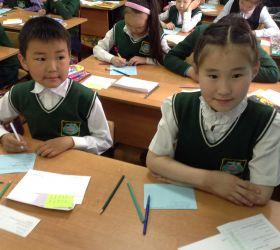 Открытые уроки в 1-2 классах